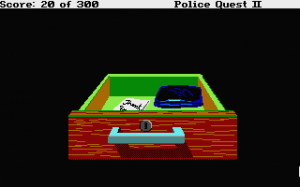 Police Quest 2: The Vengeance 12