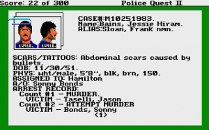 Police Quest 2: The Vengeance 14