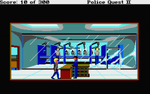 Police Quest 2: The Vengeance 16