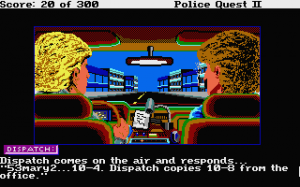 Police Quest 2: The Vengeance 20