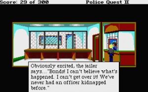 Police Quest 2: The Vengeance 22