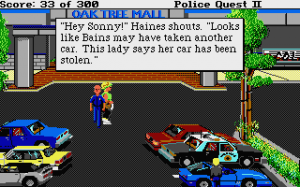 Police Quest 2: The Vengeance 24