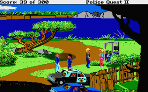Police Quest 2: The Vengeance 25
