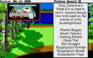 Police Quest 2: The Vengeance 27