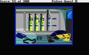 Police Quest 2: The Vengeance 28
