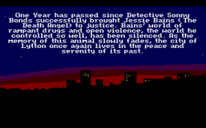 Police Quest 2: The Vengeance 2