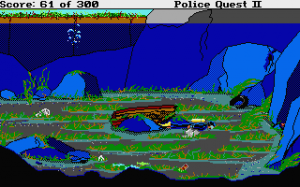 Police Quest 2: The Vengeance 29