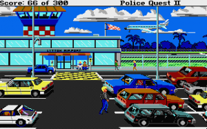 Police Quest 2: The Vengeance 30