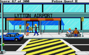 Police Quest 2: The Vengeance 31