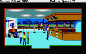 Police Quest 2: The Vengeance 32