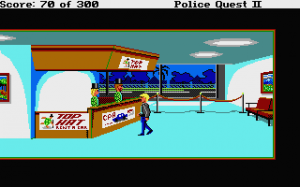 Police Quest 2: The Vengeance 33