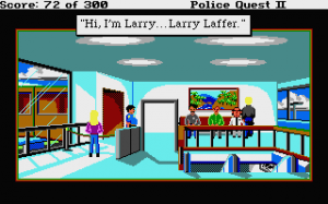 Police Quest 2: The Vengeance 35