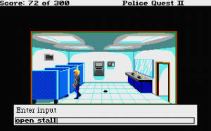 Police Quest 2: The Vengeance 36