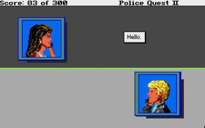 Police Quest 2: The Vengeance 37