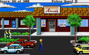 Police Quest 2: The Vengeance 38
