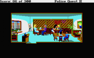 Police Quest 2: The Vengeance 39