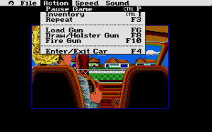 Police Quest 2: The Vengeance 5