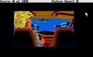 Police Quest 2: The Vengeance 6