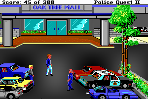Police Quest 2: The Vengeance 13