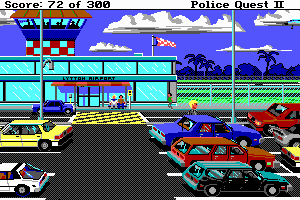 Police Quest 2: The Vengeance 17
