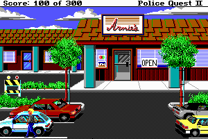 Police Quest 2: The Vengeance 21