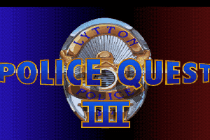 Police Quest 3: The Kindred 1