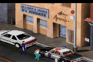 Police Quest: In Pursuit of the Death Angel 19
