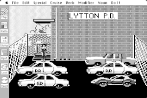 Police Quest: In Pursuit of the Death Angel 9
