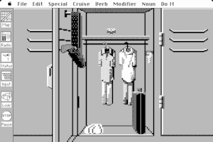 Police Quest: In Pursuit of the Death Angel abandonware