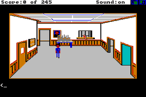 Police Quest: In Pursuit of the Death Angel 2