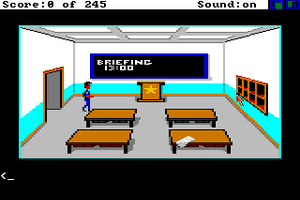 Police Quest: In Pursuit of the Death Angel 3