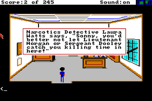 Police Quest: In Pursuit of the Death Angel 7