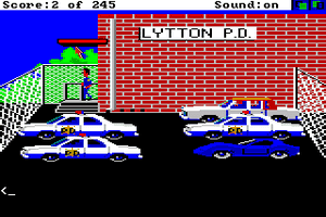Police Quest: In Pursuit of the Death Angel 8