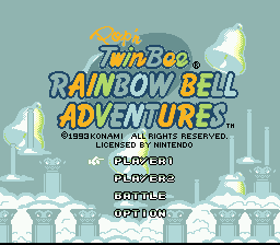 Pop'n TwinBee Rainbow Bell Adventures 0