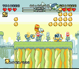 Pop'n TwinBee Rainbow Bell Adventures 5