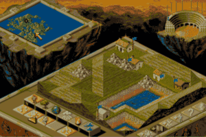Populous II: Trials of the Olympian Gods abandonware
