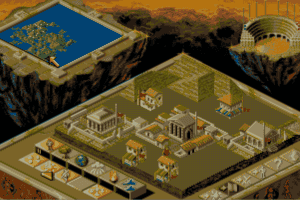 Populous II: Trials of the Olympian Gods 4