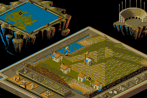 Populous II: Trials of the Olympian Gods 3