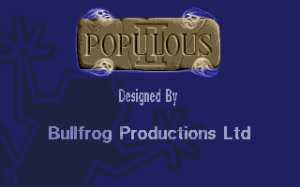 Populous II: Trials of the Olympian Gods 0