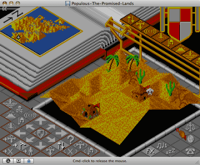 Download Populous: The Promised Lands - My Abandonware