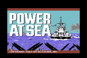 Power at Sea 0