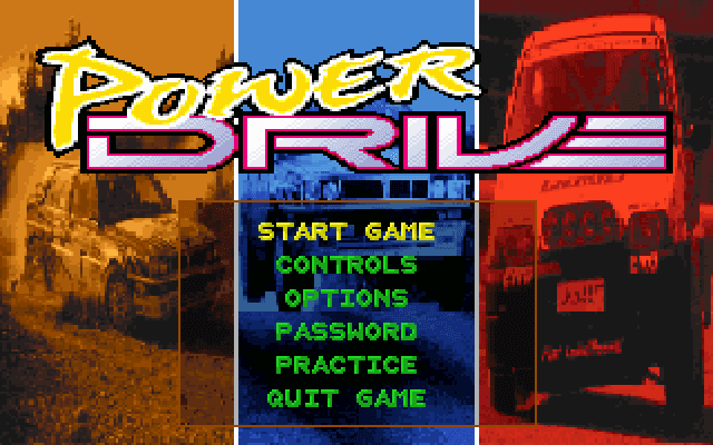 Download Power Drive My Abandonware