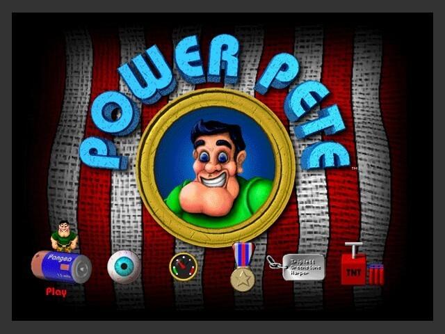 Download Power Pete (Mac) - My Abandonware