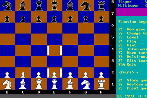 PowerChess abandonware