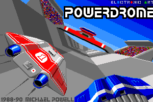 Powerdrome abandonware
