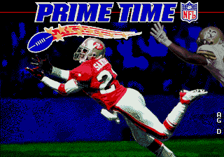 Prime Time NFL Football starring Deion Sanders 1