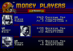 Prime Time NFL Football starring Deion Sanders abandonware
