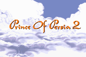 Prince of Persia 2: The Shadow & The Flame 0