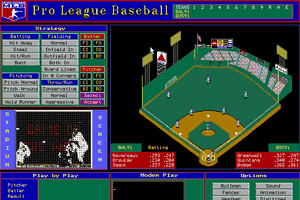 Pro League Baseball abandonware