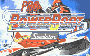 Pro Powerboat Simulator 0